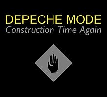 Depeche Mode : Construction Time Again - 2 - Color by Luc Lambert