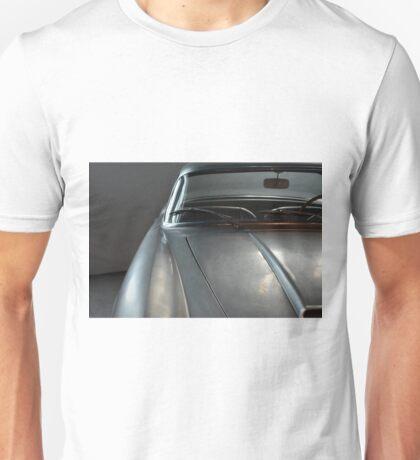 Vintage gray car Unisex T-Shirt