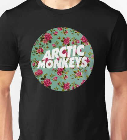 Arctic Monkeys | Flower Circle Unisex T-Shirt