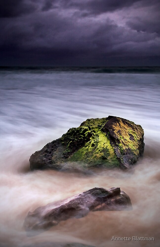 Stormscape by Annette Blattman