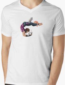 Gambit Morning Stretch Mens V-Neck T-Shirt