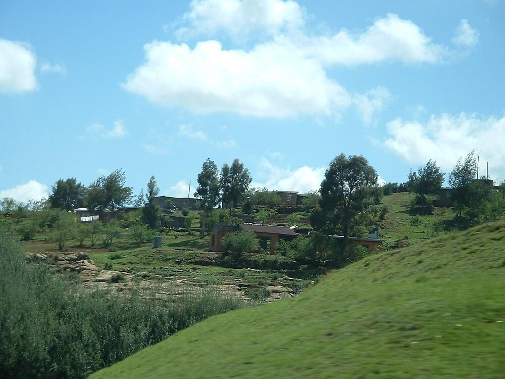 Lesotho by Patrick Ronan