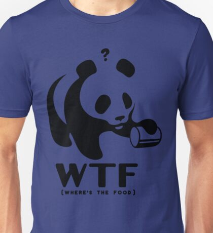 Where S The Food Unisex T-Shirt
