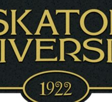 Miskatonic University (Staff Mug -1922) Sticker