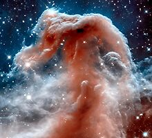 The Horsehead Nebula by Eti Reid
