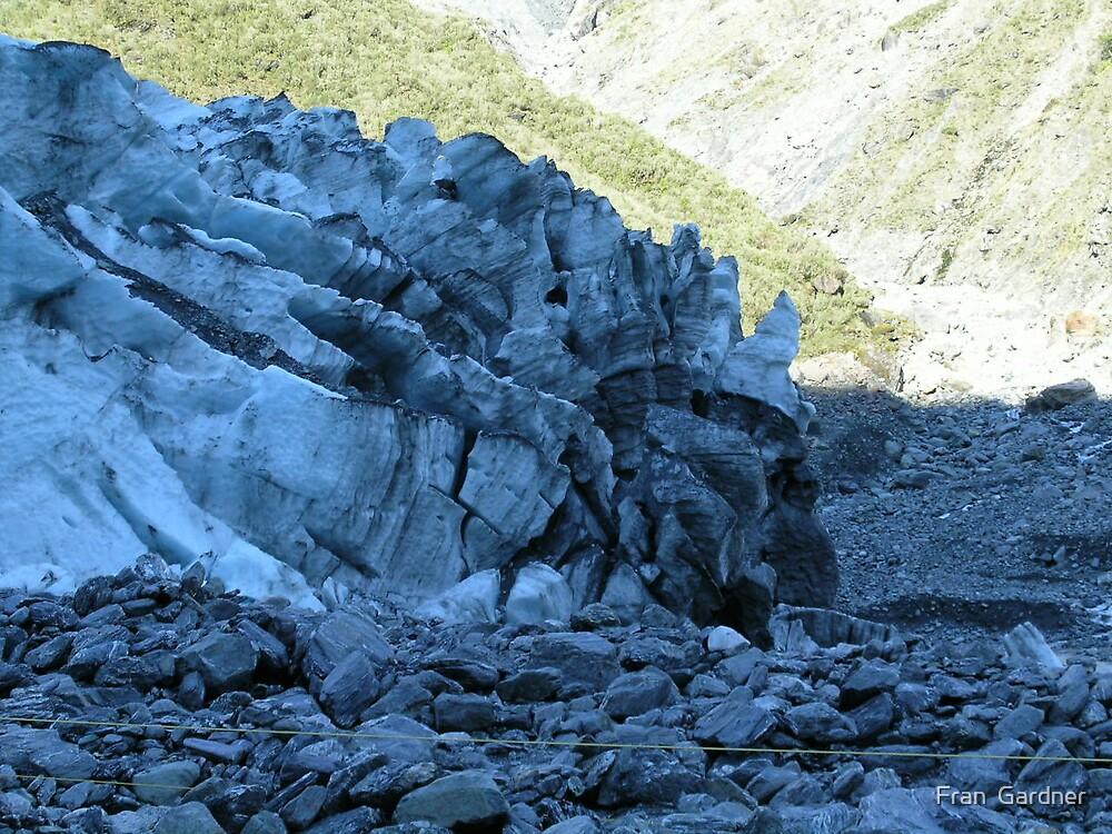 Franz Josef Glacier by Fran  Gardner