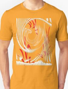 Abstract 138-WALL ART+Product Design T-Shirt