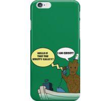 I am Groot! iPhone Case/Skin