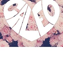 Caleo floral background by SammyJo114