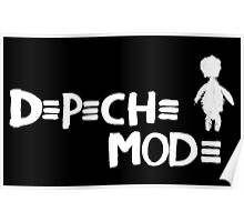 Depeche Mode : Playing the Angel - 2 - White Poster