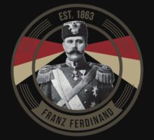 The Archduke Franz Ferdinand Kids Clothes