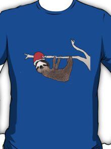 festive sloth T-Shirt