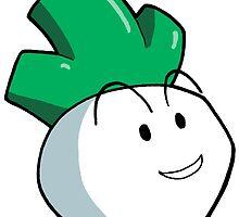Super Mario Bros. 2 - Turnip by 57MEDIA