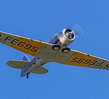 Noorduyn Harvard IIb FE965 G-BTXI by Colin Smedley
