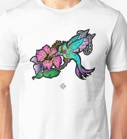 Hummingbird end Unisex T-Shirt