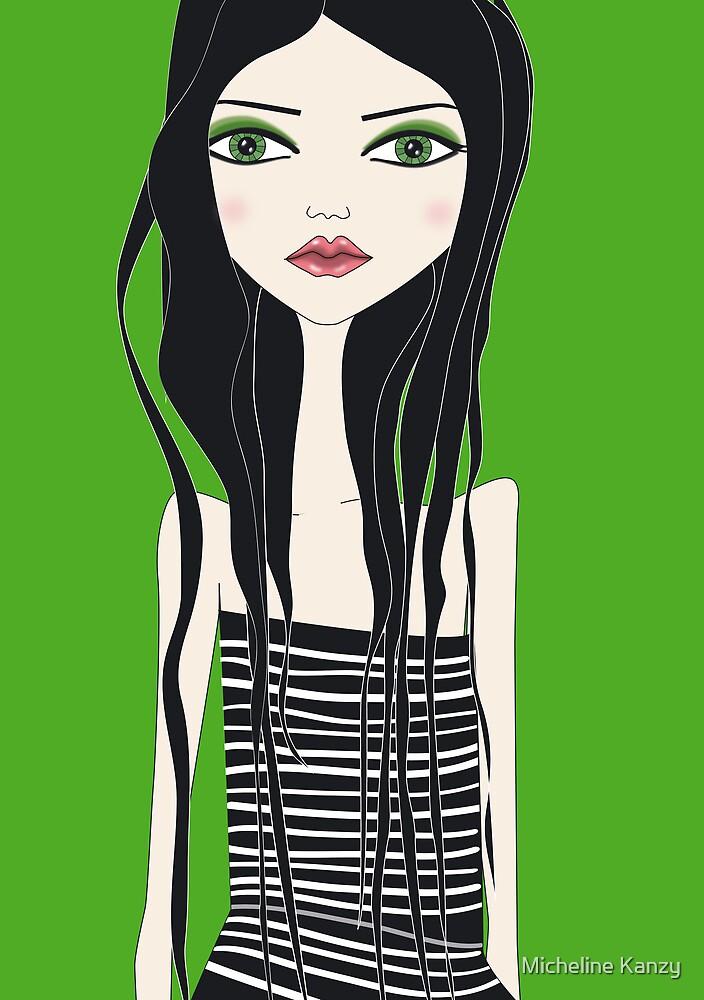 girl I by Micheline Kanzy