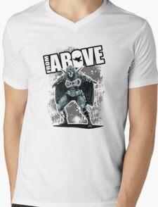 From Above -Graf 02 Mens V-Neck T-Shirt