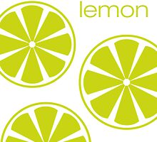 lemon I by Micheline Kanzy