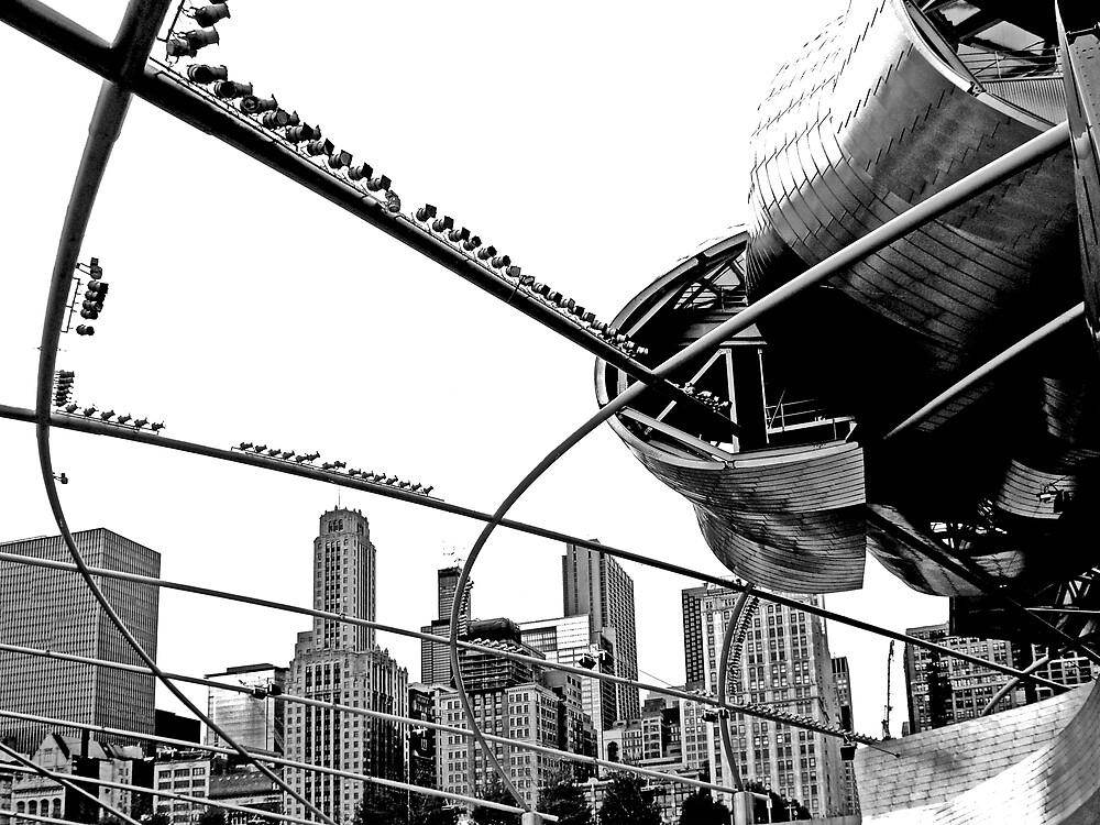 Milenium park by Daniela Reynoso Orozco