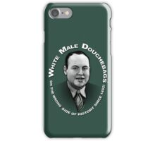 WMDs of History iPhone Case/Skin