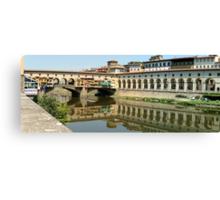 Ponte Vecchio Florence Canvas Print
