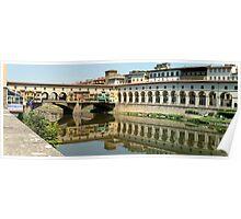 Ponte Vecchio Florence Poster