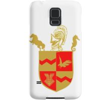Silas University Coat of Arms Samsung Galaxy Case/Skin