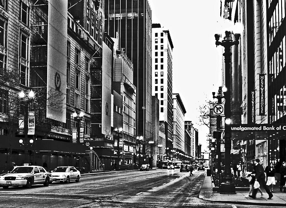 Down Town by Daniela Reynoso Orozco
