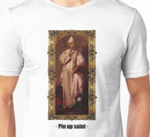 Pin up saint Unisex T-Shirt