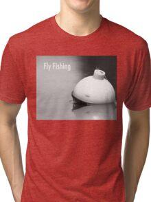 Fly Fishing Tri-blend T-Shirt