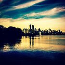 Jacqueline Kennedy Onassis Reservoir by Guilherme Pontes