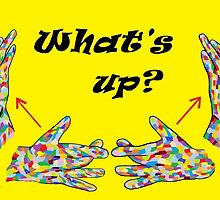 ASL What's Up? by EloiseArt