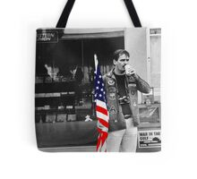 showing support Tote Bag