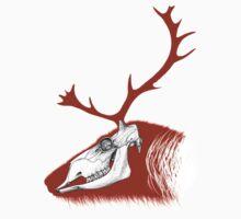 Rudolph the Red Reindeer by Jaime Headden