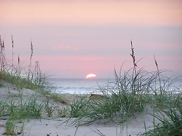 Carolina Pastel Sunrise by digerati