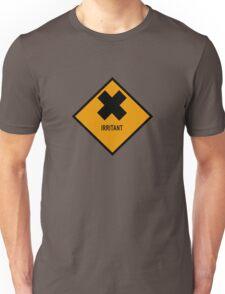 IRRITANT Unisex T-Shirt