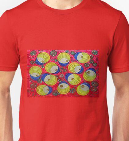 Thai Abstract Acrylic dOOdle Unisex T-Shirt