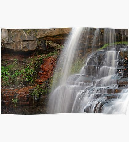 The Falls Of Brandywine Poster