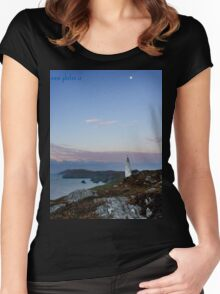Baltimore Ireland,  Women's Fitted Scoop T-Shirt
