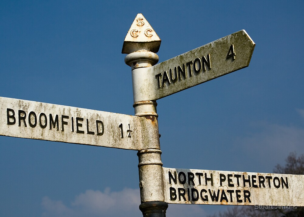 Fingerpost by Stuart Jenkins