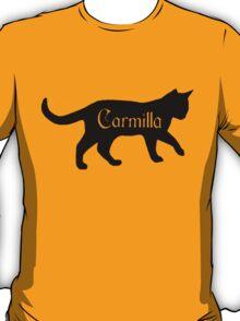 Carmilla the Cat T-Shirt