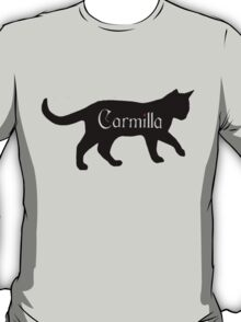 Carmilla the Cat T-Shirt