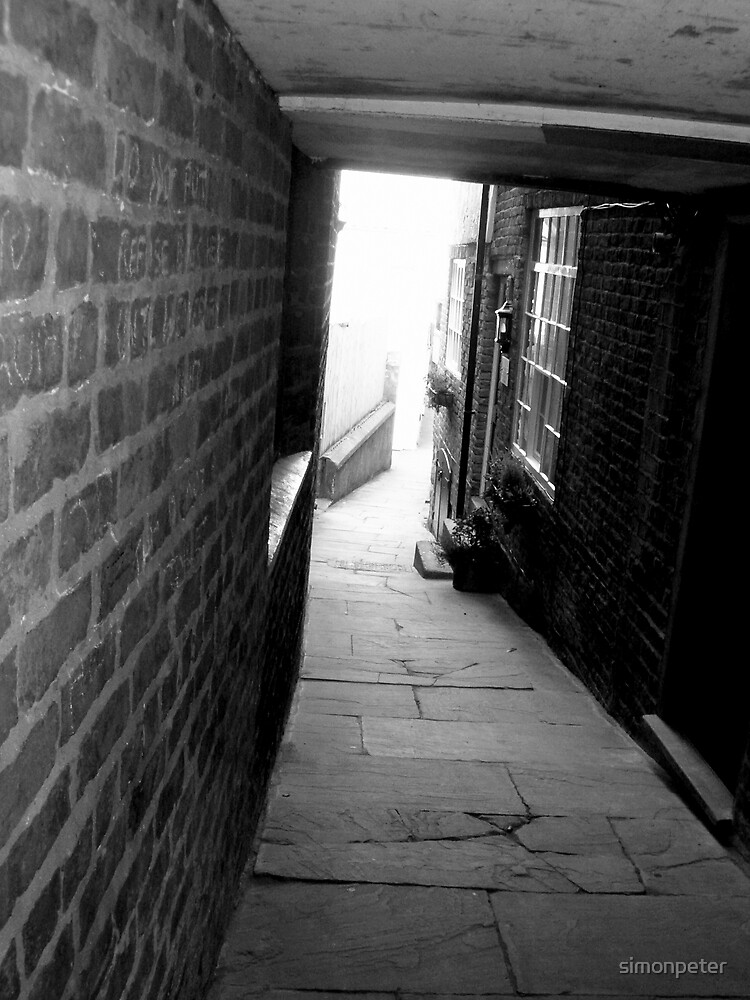 The Lane by simonpeter