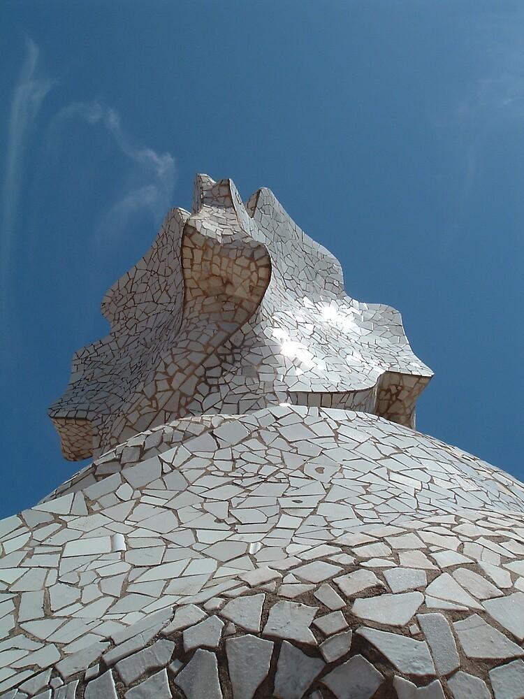 Gaudi Barcelona by Puffling