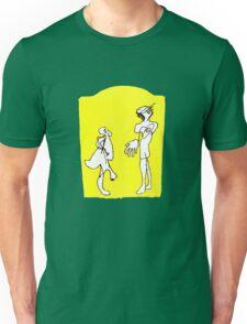 Greetings Unisex T-Shirt