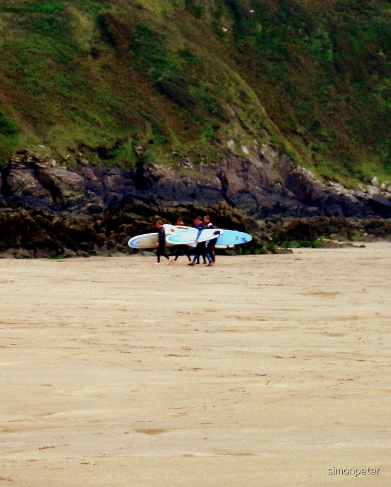 Surfers Delight by simonpeter