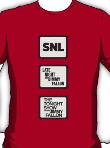 Jimmy Fallon TV History T-Shirt