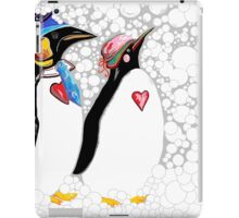 Cold Feet Warm Heart iPad Case/Skin