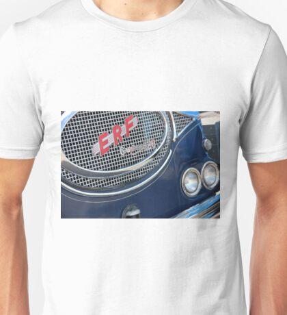 ERF Truck Badge Unisex T-Shirt
