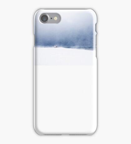 A sense of solitude iPhone Case/Skin